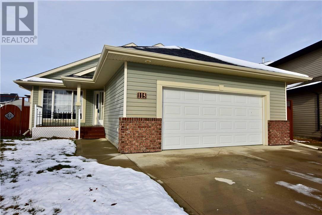 House for sale at 115 Kirton Cs Red Deer Alberta - MLS: ca0185749