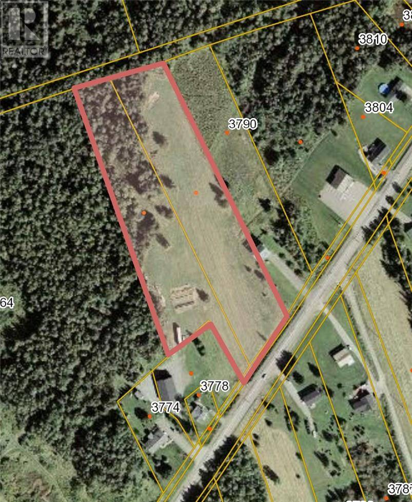 Residential property for sale at Lot Route 115 Rte Unit 115 Notre Dame New Brunswick - MLS: M127100