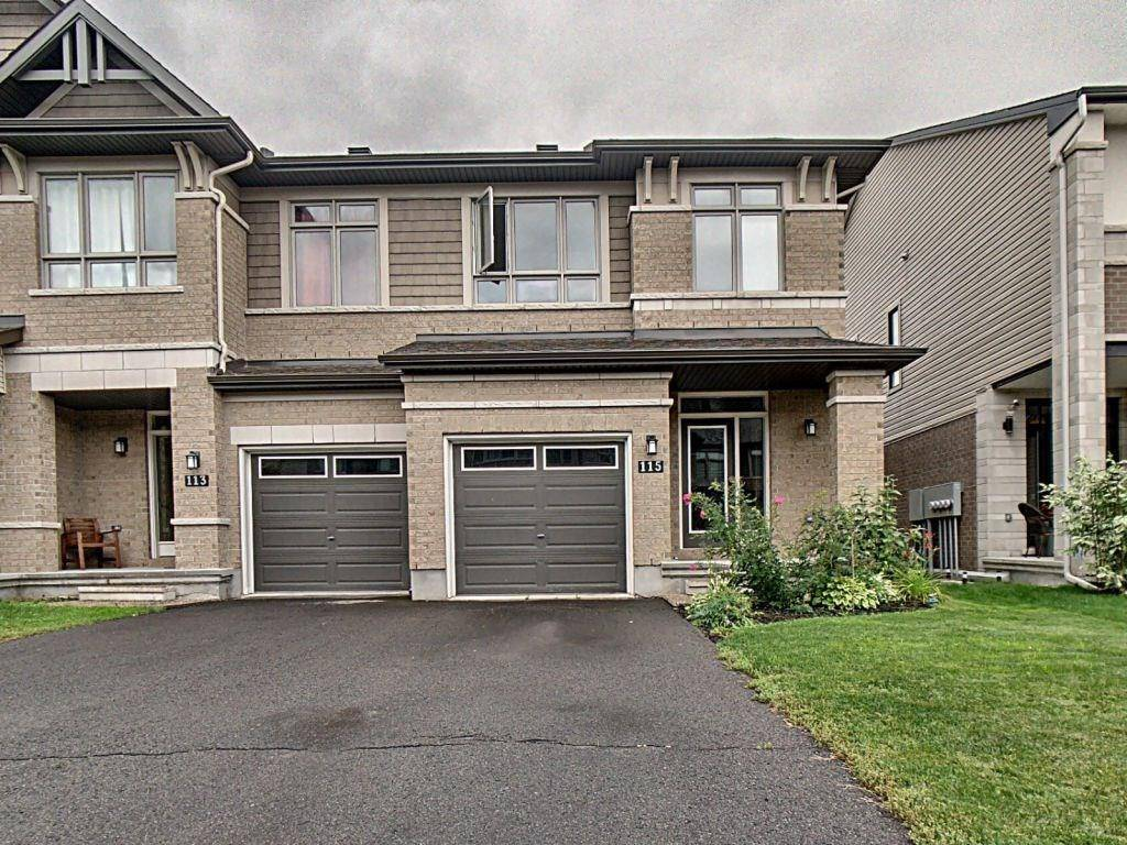 Townhouse for sale at 115 Mattingly Wy Manotick Ontario - MLS: 1168892