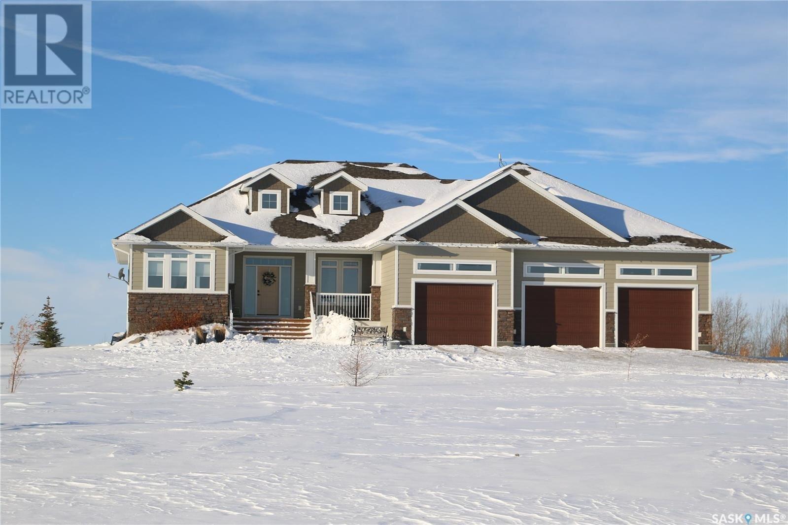 House for sale at 115 Metanczuk Rd Aberdeen Rm No. 373 Saskatchewan - MLS: SK834707