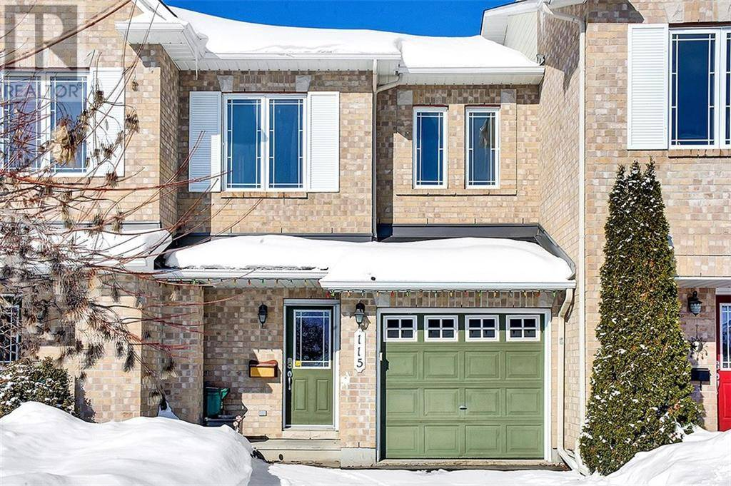 Townhouse for sale at 115 Montmorency Wy Orleans Ontario - MLS: 1182663