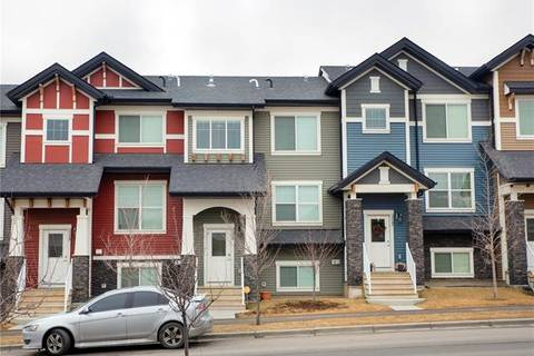 Townhouse for sale at 115 Nolan Hill Blvd Northwest Calgary Alberta - MLS: C4281237