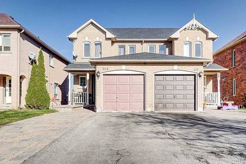 Townhouse for sale at 115 October Ln Aurora Ontario - MLS: N4403499