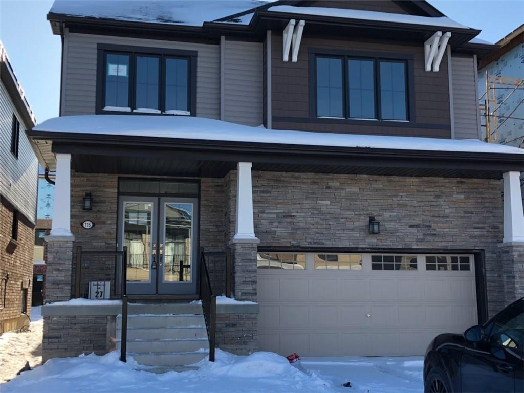 Removed: 115 Pagebrook Crescent, Stoney Creek, ON - Removed on 2018-01-22 21:04:12