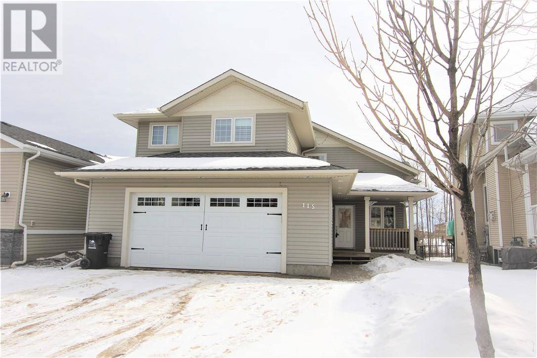 House for sale at 115 Peterson Ln Fort Mcmurray Alberta - MLS: fm0190715
