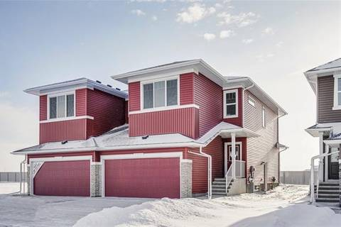 Townhouse for sale at 115 Red Embers Common Northeast Calgary Alberta - MLS: C4281337