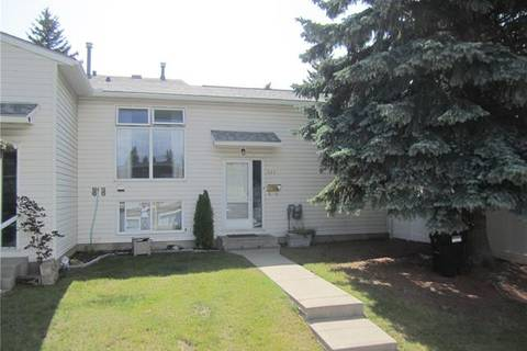 Townhouse for sale at 115 Sabrina Wy Southwest Calgary Alberta - MLS: C4263514