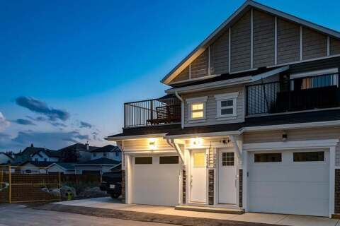 Townhouse for sale at 115 Sagewood Dr SW Airdrie Alberta - MLS: A1027288