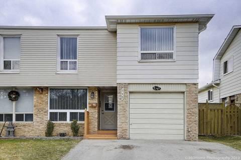 Townhouse for sale at 115 Salisbury Circ Brampton Ontario - MLS: W4753472