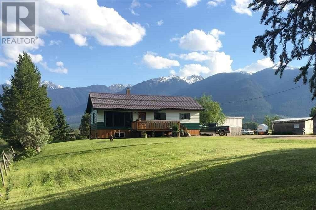 House for sale at 115 Sansom Rd Mcbride British Columbia - MLS: R2451403