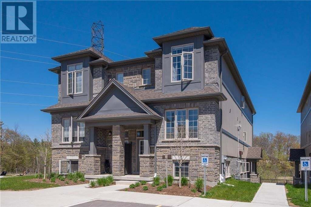 Townhouse for sale at 115 South Creek Dr Kitchener Ontario - MLS: 30807475