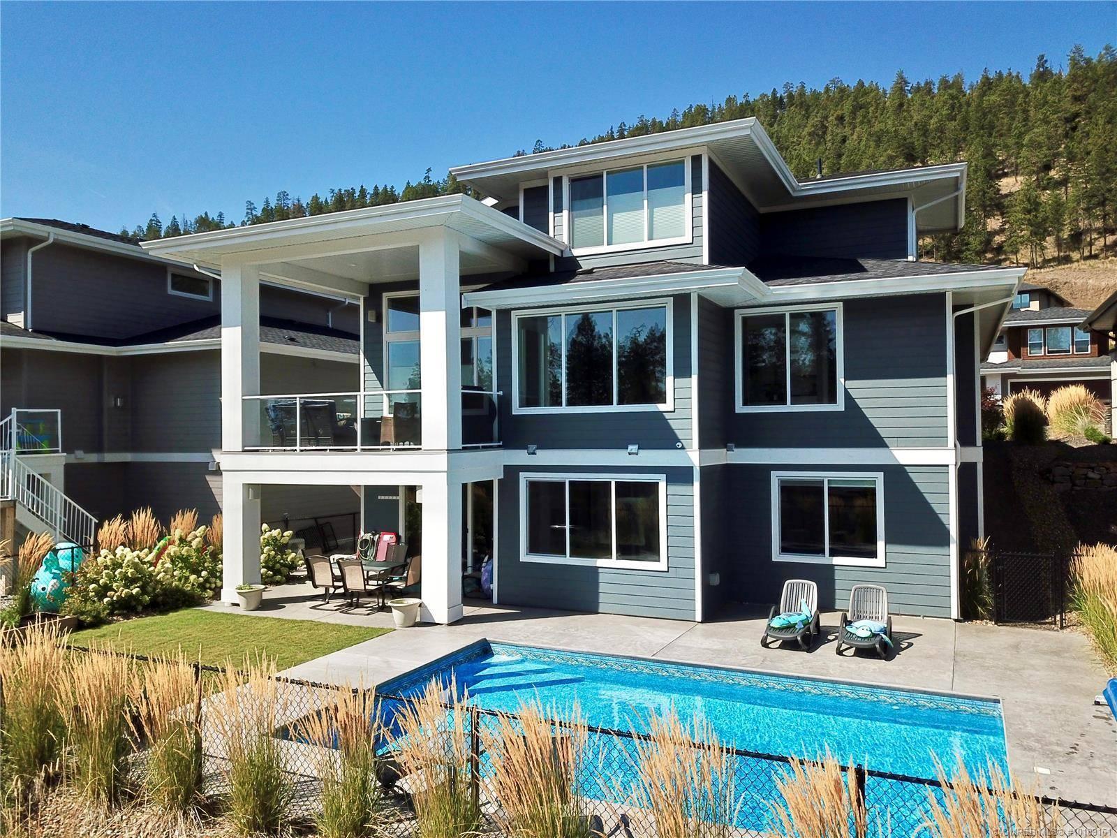 House for sale at 115 Split Pine Ct Kelowna British Columbia - MLS: 10189161