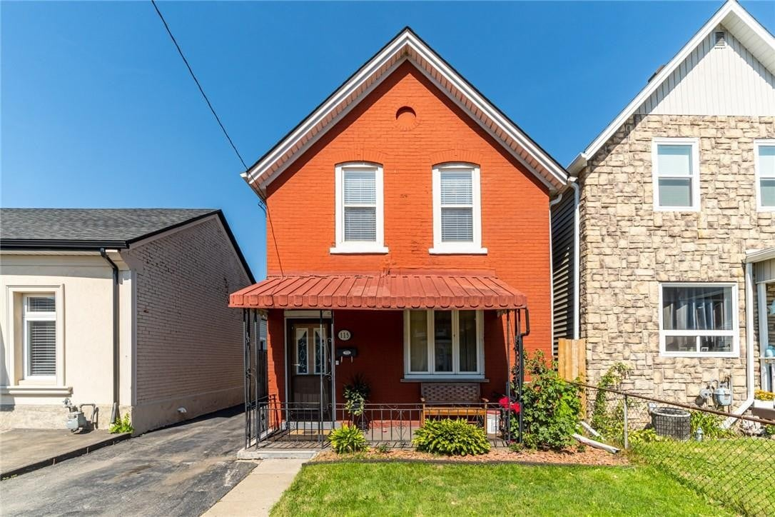 House for sale at 115 Steven St Hamilton Ontario - MLS: H4084947