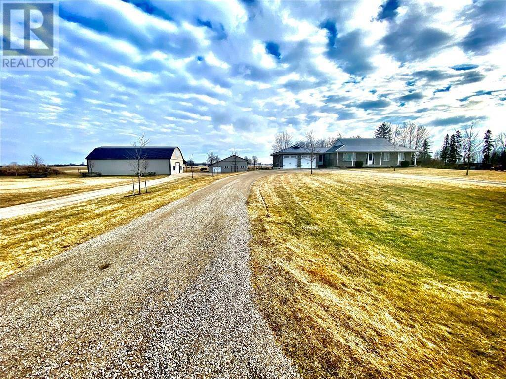 House for sale at 115 Tenth Concession Rd Burford Ontario - MLS: 30793682