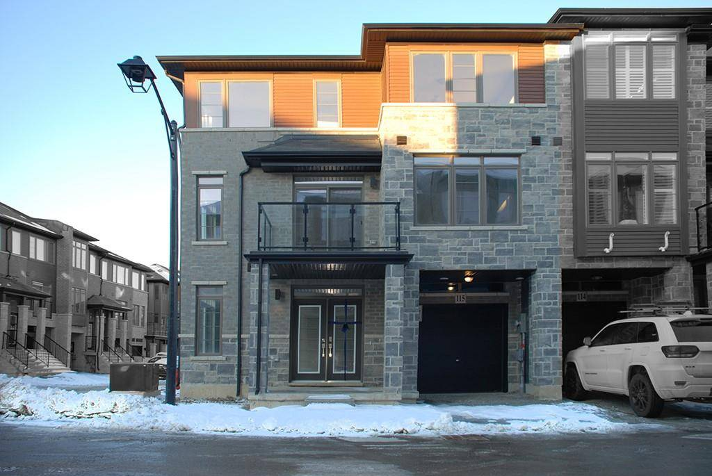 Townhouse for rent at 115 Times Square Blvd Stoney Creek Ontario - MLS: H4071119