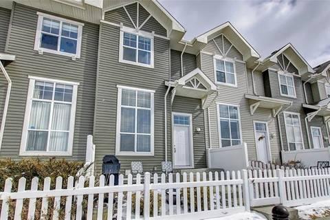 Townhouse for sale at 115 Toscana Garden(s) Northwest Calgary Alberta - MLS: C4292851