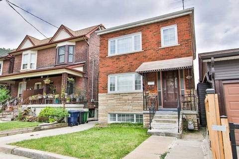 House for sale at 115 Wallace Ave Toronto Ontario - MLS: W4582138