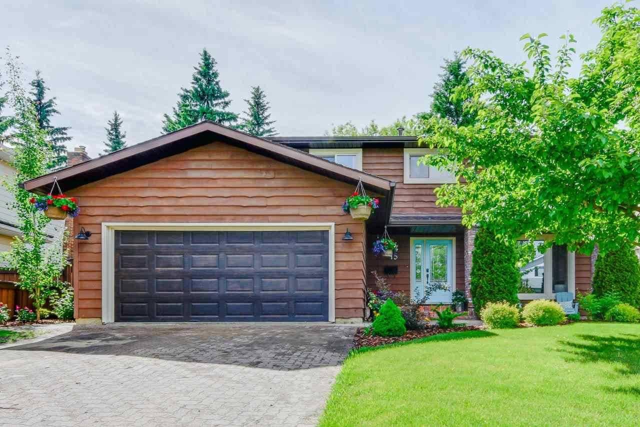 House for sale at 115 Westridge Rd Nw Edmonton Alberta - MLS: E4173042