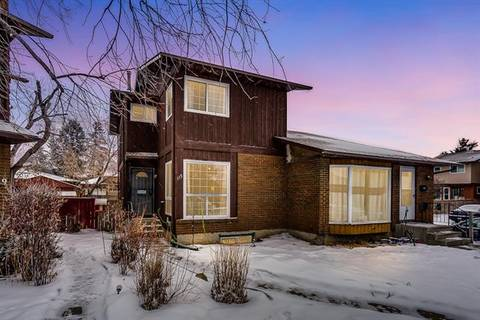 Townhouse for sale at 115 Whiteridge Pl Northeast Calgary Alberta - MLS: C4286396