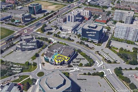 Commercial property for lease at 115 York Blvd Richmond Hill Ontario - MLS: N4622717