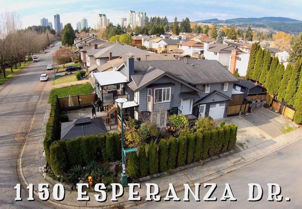Removed: 1150 Esperanza Drive, Coquitlam, BC - Removed on 2018-12-28 07:39:03