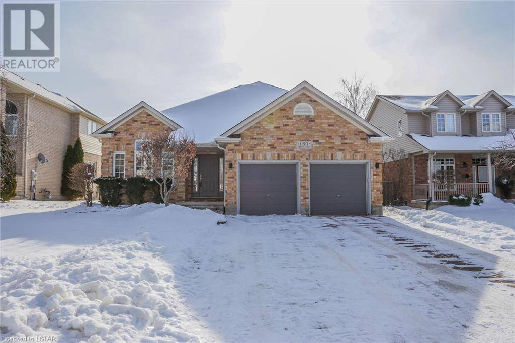 House for sale at 1150 Thornley St London Ontario - MLS: 241179