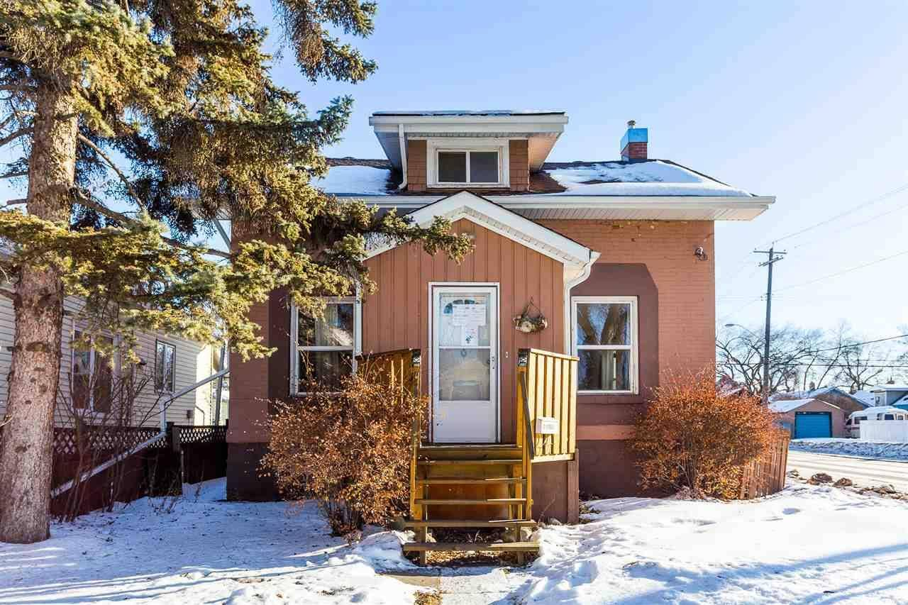 House for sale at 11503 96 St Nw Edmonton Alberta - MLS: E4186411