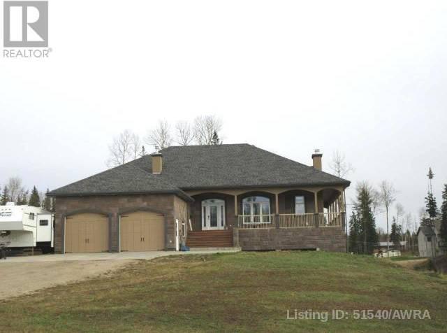 House for sale at 115057 Sagitawah Estate  Woodlands County Alberta - MLS: 51540