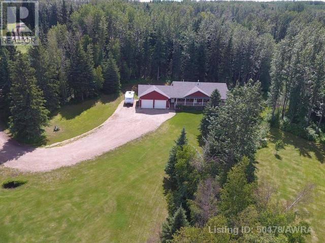House for sale at 115061 L38 Township Rd Whitecourt Rural Alberta - MLS: 50478