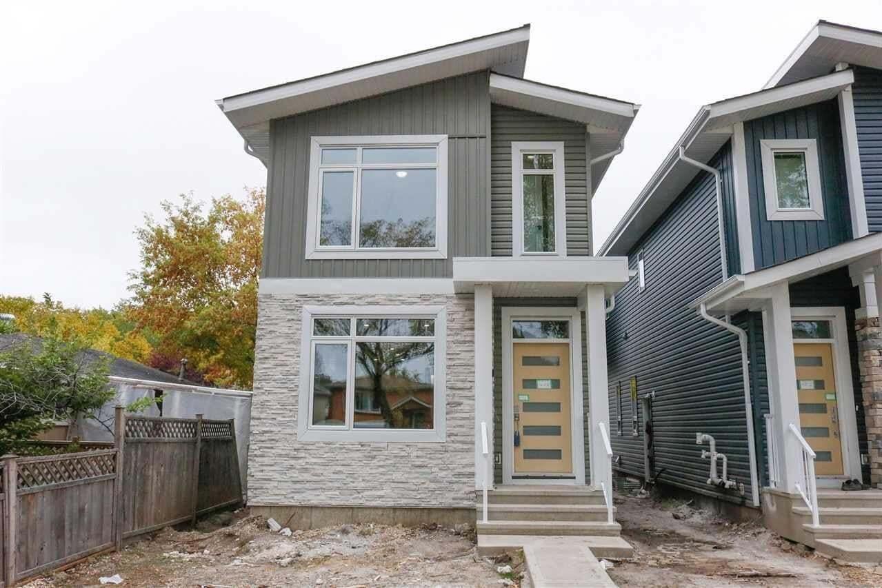 House for sale at 11507 130 Av NW Edmonton Alberta - MLS: E4213782