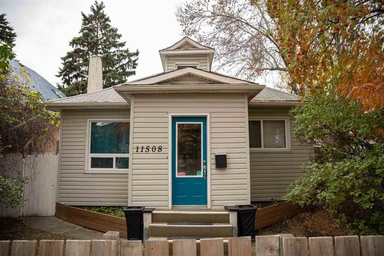 House for sale at 11508 95a St NW Edmonton Alberta - MLS: E4217574