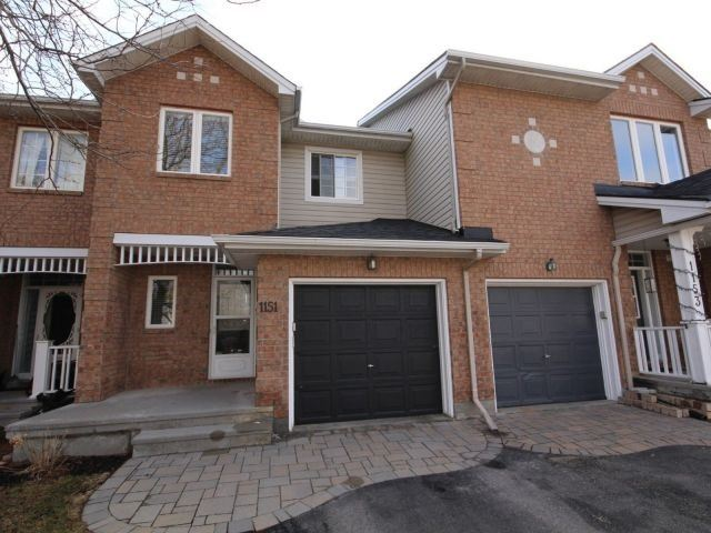 For Sale: 1151 Marchant Drive, Ottawa, ON | 3 Bed, 3 Bath Townhouse for $315,000. See 20 photos!