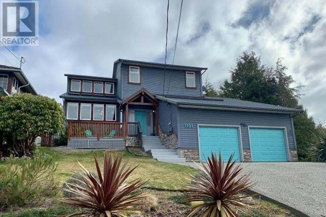 House for sale at 1151 Rupert Rd Ucluelet British Columbia - MLS: 467597