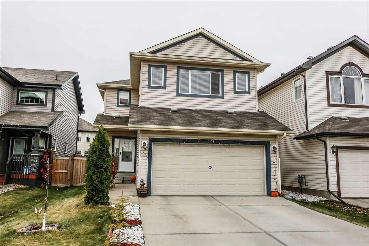 House for sale at 11511 16 Av SW Edmonton Alberta - MLS: E4219887