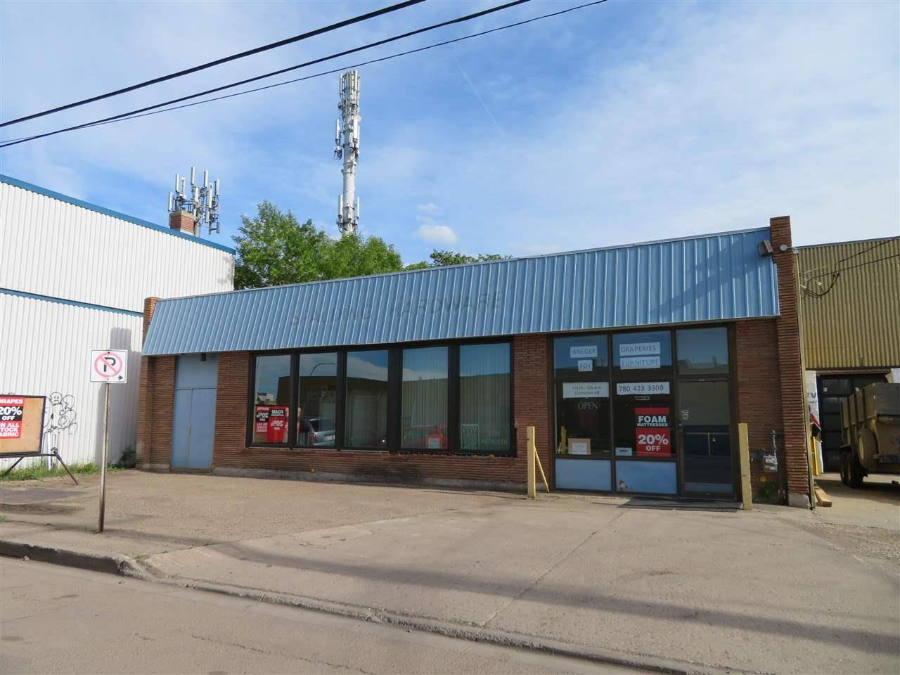 Commercial property for sale at 11515 105 Ave Nw Edmonton Alberta - MLS: E4167469