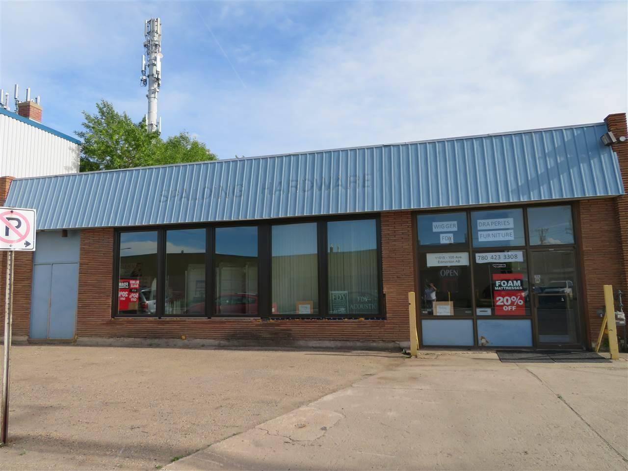 Commercial property for sale at 11515 105 Ave Nw Edmonton Alberta - MLS: E4190503