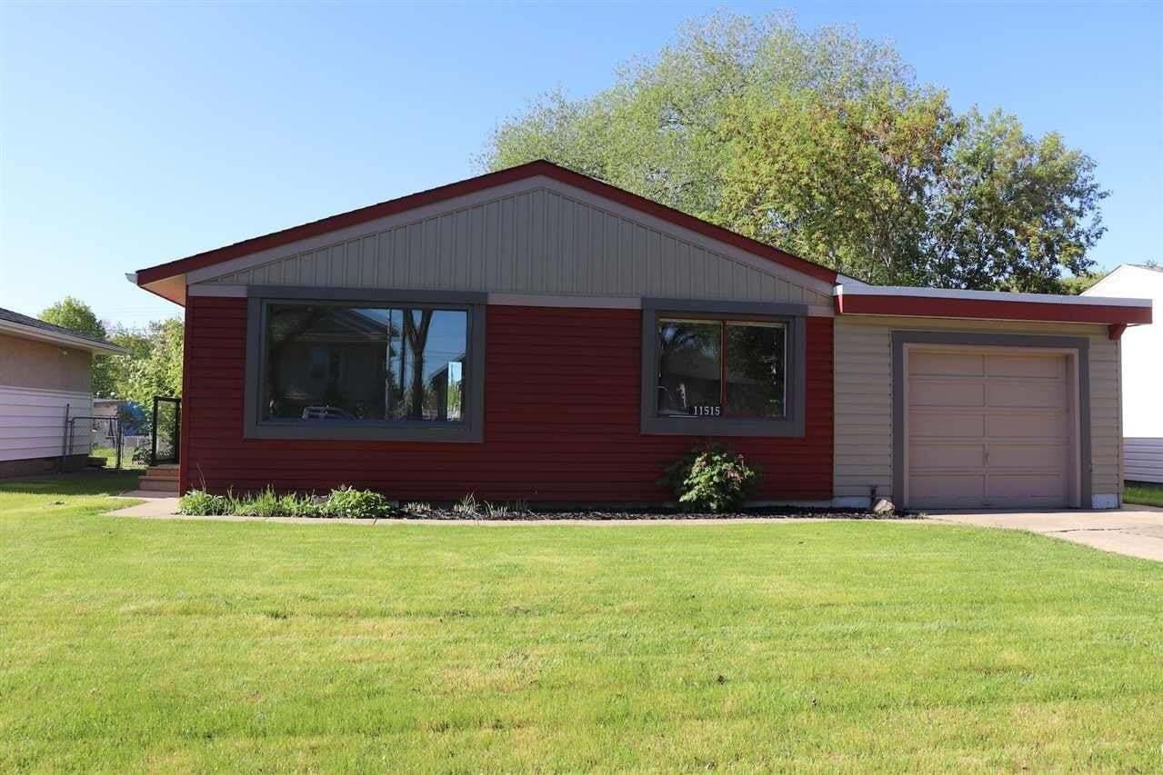 House for sale at 11515 130 Av NW Edmonton Alberta - MLS: E4199029