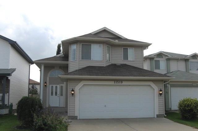 House for sale at 11519 169a Av NW Edmonton Alberta - MLS: E4222501