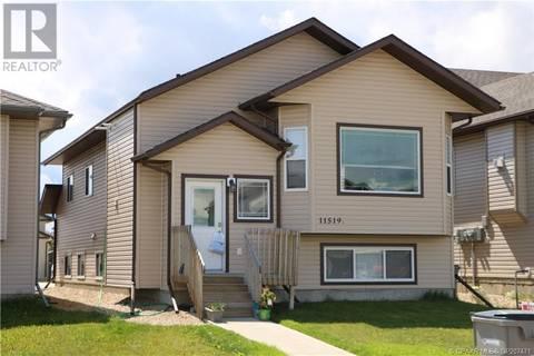 Townhouse for sale at 11519 75 Ave Grande Prairie Alberta - MLS: GP207471