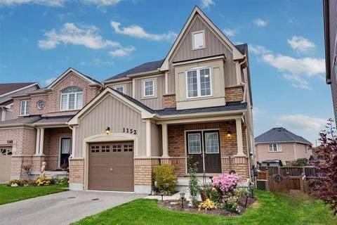 House for sale at 1152 Edward Bolton Cres Oshawa Ontario - MLS: E4407237