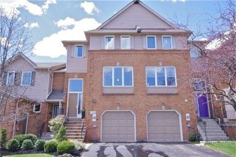 Townhouse for sale at 1152 Leewood Dr Oakville Ontario - MLS: W4536879