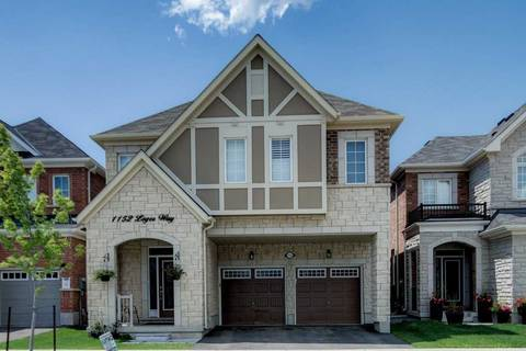 House for sale at 1152 Leger Wy Milton Ontario - MLS: W4576280