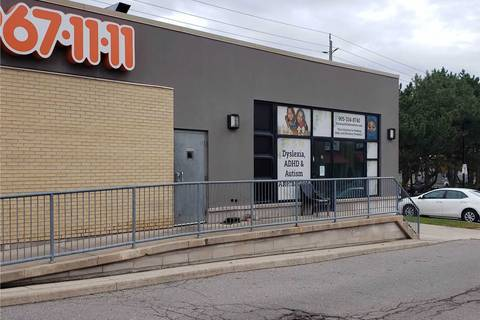 Commercial property for lease at 1152 Winston Churchill Blvd Oakville Ontario - MLS: W4627881