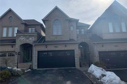 Townhouse for rent at 1152 Woodington Ln Oakville Ontario - MLS: W4699574