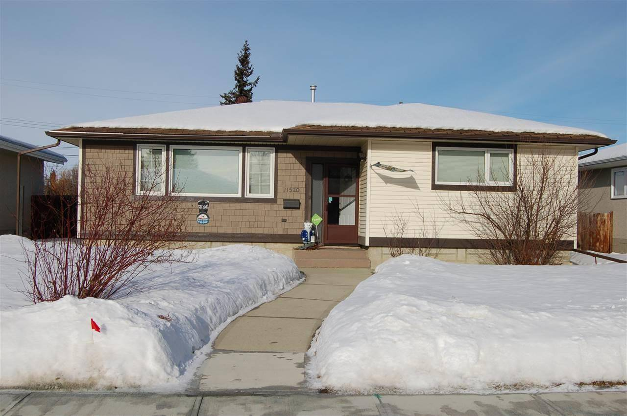 House for sale at 11520 44a Ave Nw Edmonton Alberta - MLS: E4187488