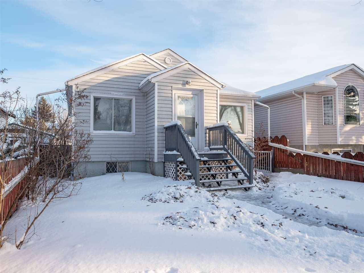 House for sale at 11521 83 St Nw Edmonton Alberta - MLS: E4183986