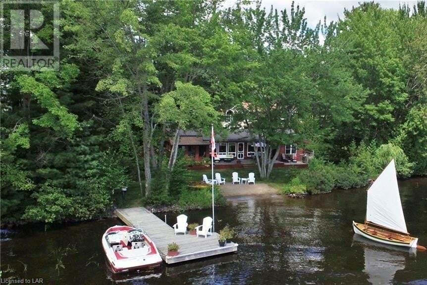 House for sale at 1153 Beaumont Farm Rd Pt Bracebridge Ontario - MLS: 279770