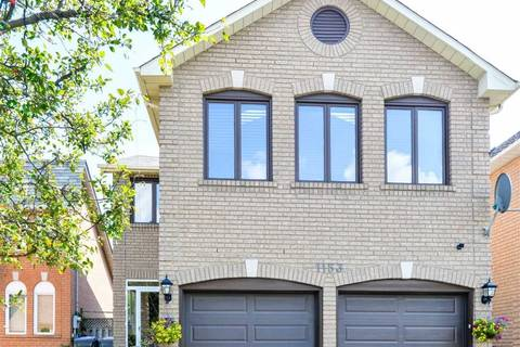 House for sale at 1153 Charminster Cres Mississauga Ontario - MLS: W4547011