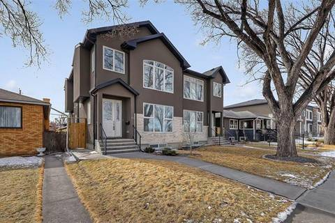 Townhouse for sale at 1153 Renfrew Dr Northeast Calgary Alberta - MLS: C4290881