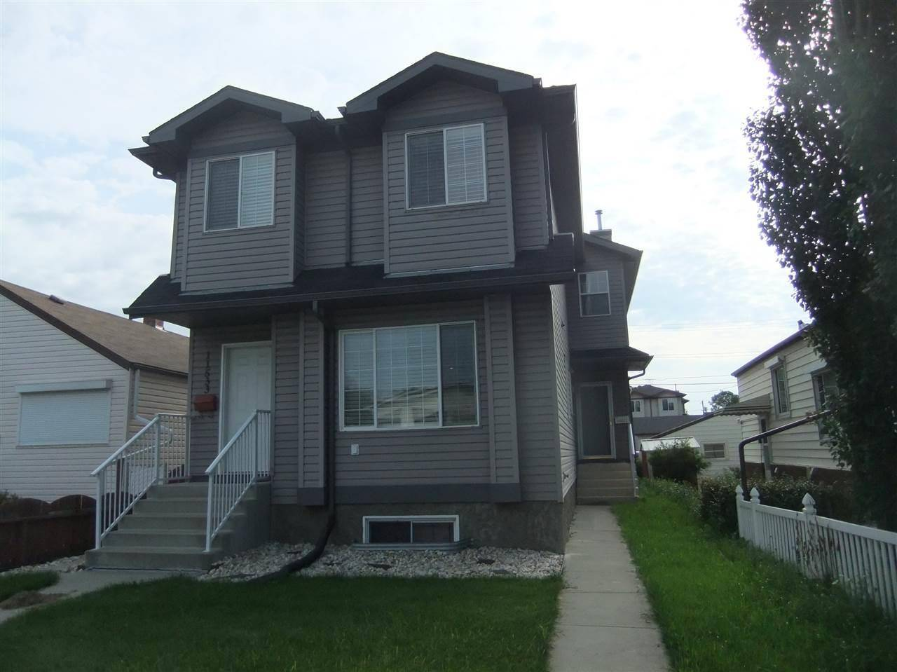 House for sale at 11531 82 St Nw Edmonton Alberta - MLS: E4168518
